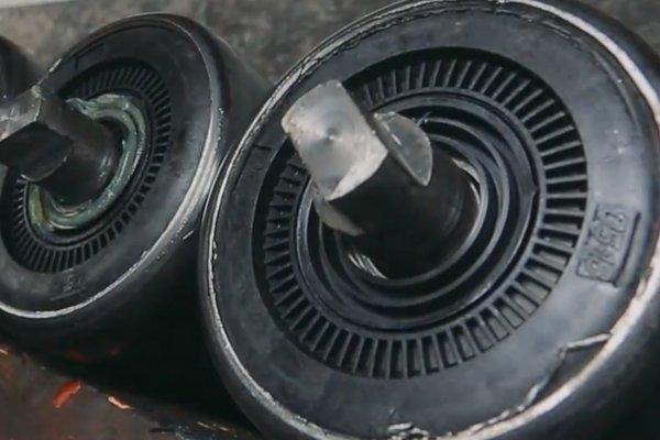 ролики для конвейеров москва